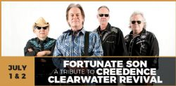 Fortunate Son: A Tribute to Creedence Clearwater Revival