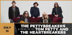 The PettyBreakers: A Tribute to Tom Petty and the Heartbreakers